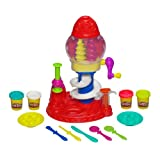 Play-Doh Candy Cyclone + Sweet Shoppe Assortment Mega Playset (3+ Years)-Uniquely packaged Play-Doh set: PlayDoh Candy Cyclone + 2 x Sweet Shoppe themed play-doh