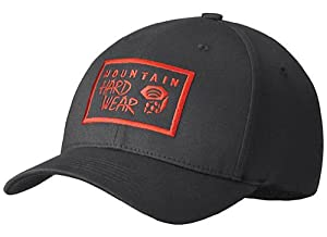 Mountain Hardwear Boxed Ball Cap Crimson L/XL