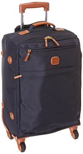 Bric's Hand Luggage X-travel Trolley Soft Cabina, - Blu Oceano, BXL38117.050