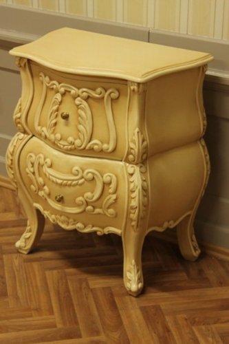 inodoro barroca Louis XV de estilo antiguo SeF0031sCr