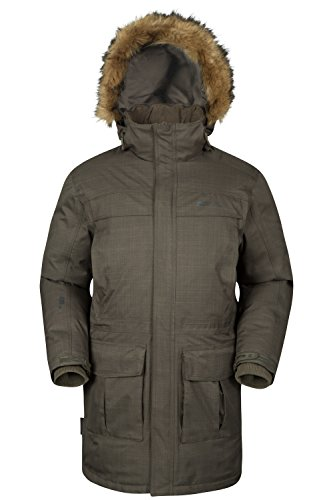 mountain-warehouse-antarctic-textured-mens-down-jacket-caqui-s