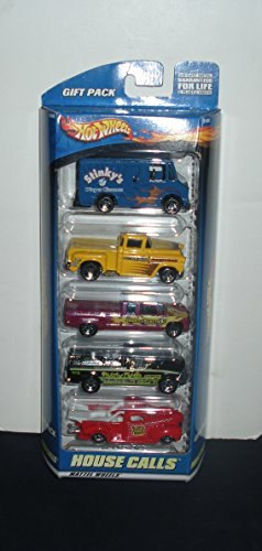 Hot Wheels Gift pack House Calls