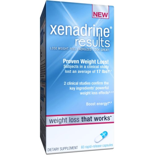 Cytogenix Laboratories Xenadrine Results Caplets, 60-Count