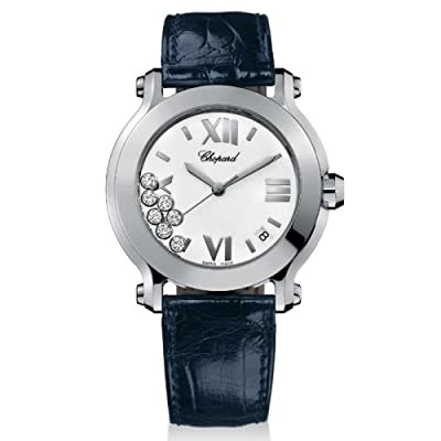 Chopard Women's 27/8475 Happy Sport Diamond Watch by Chopard