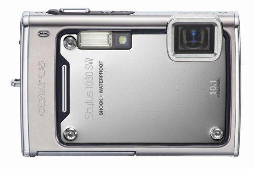 Olympus Stylus 1030 SW is the Best Compact Point and Shoot Digital Camera for Travel Photos Under $400 with Weatherproof Body