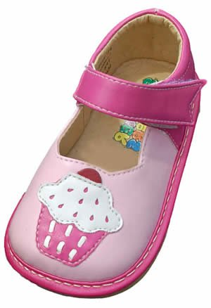 Toddler Squeaker Shoes