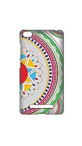 Designer Multicolor Rangoli Pattern Mobile Case/Cover For XIAOMI Mi4i