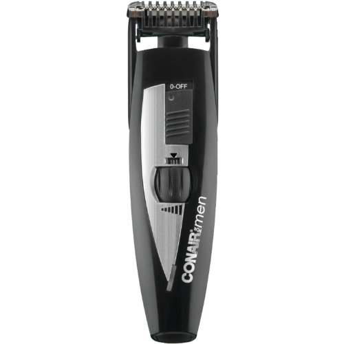 conair cordless rechargeable i stubble the ultimate trimmer conair beautil. Black Bedroom Furniture Sets. Home Design Ideas