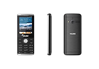 Melbon DUDE 99 Black Dual Sim GSM with Multimedia Camera Mobile Phone