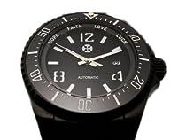 HERC Automatic Sporty Watch 250BKBK Limited Edition