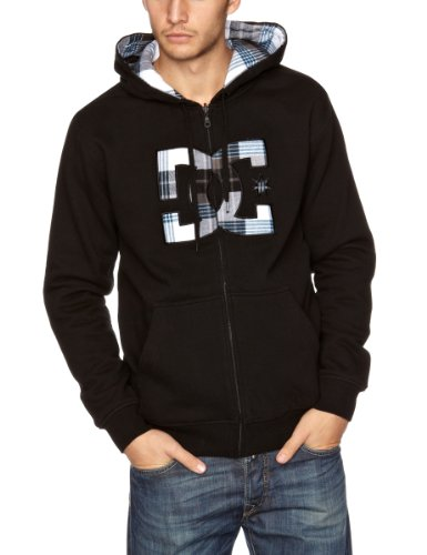 DC Clothing Thresher EU Men's Jumper Black Medium