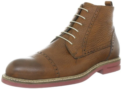 Gant BOWEN COGNAC LEATHER Boots Mens Brown Braun (cognac) Size: 9 (43 EU)