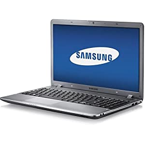 "Samsung NP355V5C-A01UB 15.6"" Laptop PC - AMD Quad-Core A8 / 4GB DDR3 / 750GB HD / Windows 8 64-bit"