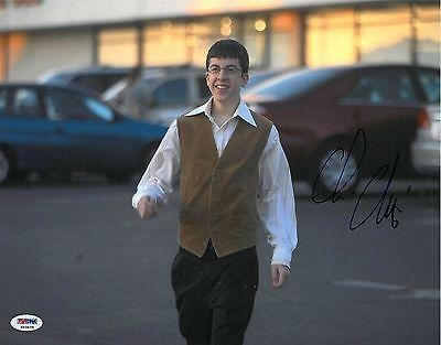 Christopher Mintz-Plasse Signed Autographed 11X14 Photo #K03428 - Psa/