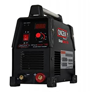 Longevity Stickweld 140 140AMP Dual Voltage Portable Stick Welder from Longevity Global