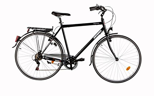"Citybike 28"" Tretwerk Urbano Herren (2015) Schwarz, 53cm"