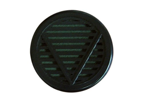 "Prestige Import Group Humidifier 2-1/4"" Diameter x 1/2"" (Black) - 1"