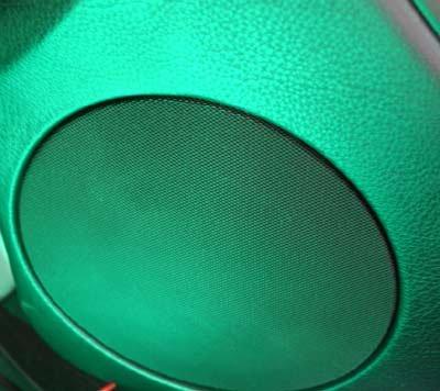 module-spot-4-led-12-volts-cd-couleur-verte
