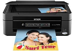 Epson T133120 - Cartucho de tinta para impresoras (Negro, Stylus Office TX320F Stylus TX235W Stylus TX420W) No