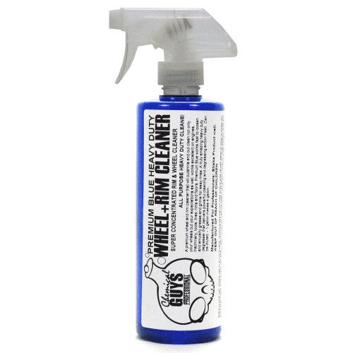 414av%2BUKBPL Chemical Guys CLD 107 16 Premium Blue Wheel, Rim Cleaner and