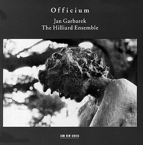 Officium by Garbarek, Jan, Hilliard Ensemble (1994) Audio CD