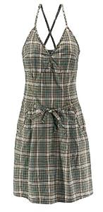 VAUDE Damen Kleid Molveno Dress II, tarn, 36, 04532