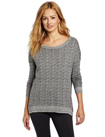 Amazon.com: Calvin Klein Jeans Women's Mohair Pullover Sweater: Clothing