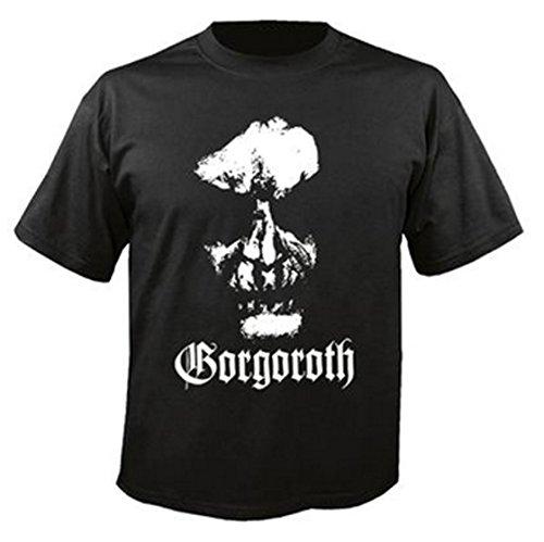 GORGOROTH QUANTOS POSSUNT AD SATANITATEM TRAHUNT-MAGLIETTA nero L