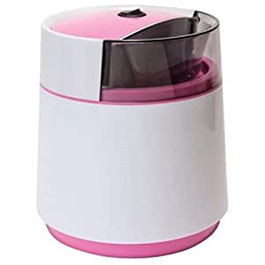 ... .com: Dash Mini Greek Frozen Yogurt Maker in White/Pink: Electronics