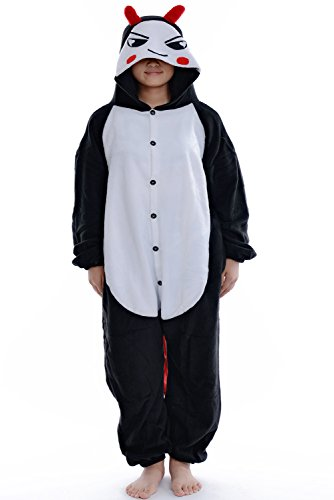 DAYAN Pajamas Anime Costume Adult Animal Onesie Devil Cosplay