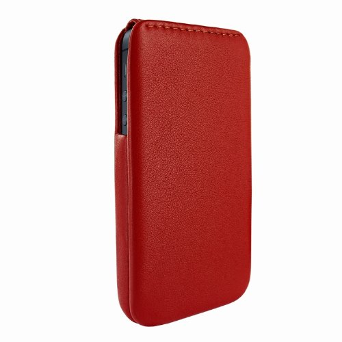 Best Price Apple iPhone 5 / 5S Piel Frama iMagnum Red Leather Cover
