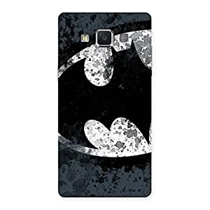 Knight Dust Back Case Cover for Samsung Galaxy A5