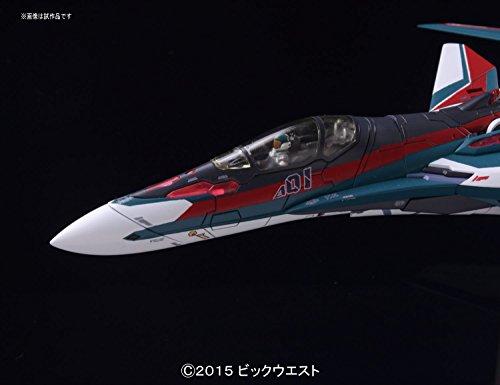 マクロスデルタ VF-31S ジークフリード (アラド・メルダース機) 1/72スケール プラモデル