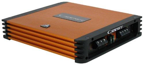 Cadence Acoustics Xa400.1 850 Watt Peak Mono Block Class D Amplifier (Orange)