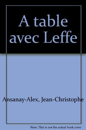 a-table-avec-leffe