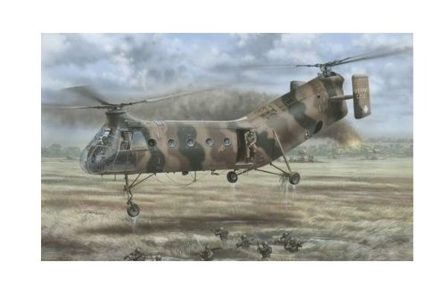 Special Hobby 48062 H-21 Shawnee Flying Banana over Vietnam 1:48 Plastic Kit Maquette