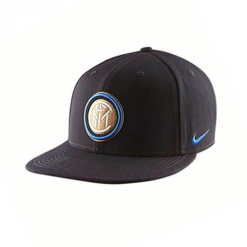 Nike INTER U NK TRUE CAP CORE - Berretto, Nero, One size, Unisex