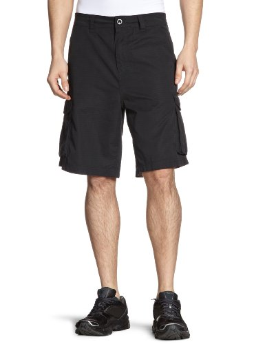 Quiksilver Flood Back Men's Shorts Black X-Small