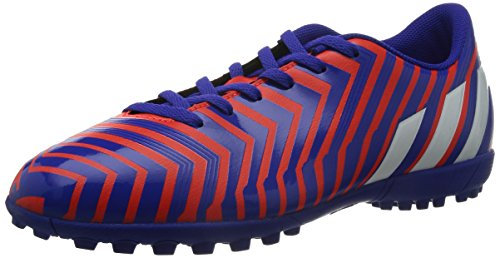 Adidas - Predito Instinct Tf, Scarpa Da Calcetto da uomo, Multicolor (solar red/ftwr white/night flash s15), 39 1/3