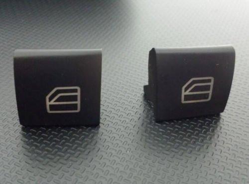 2 x Für MERCEDES A B Klasse W169 W245 Fensterheber Schalter Knopf vorne links