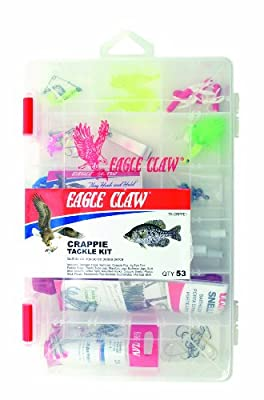 Eagle Claw Crappie Utility Tackle Kit