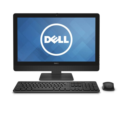 Dell Inspiron 5348 i5348-4223BLK 23-Inch All-in-One Desktop