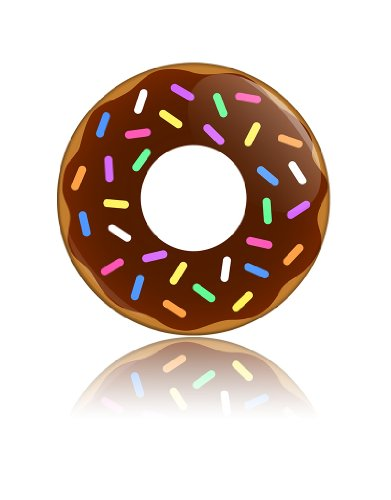 Donut Button Badge Gift Present Baby Shower front-908235