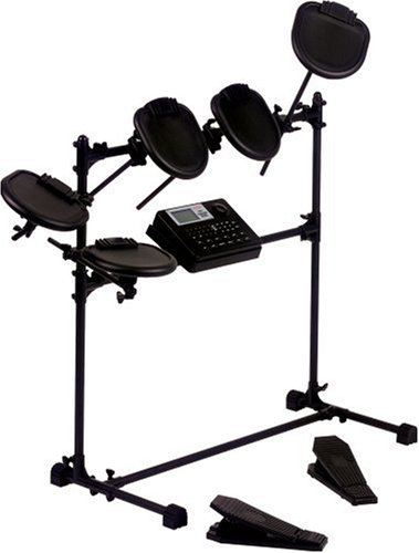 lowest price ion ied01 electronic drum set with drum machine on sale electronic drums. Black Bedroom Furniture Sets. Home Design Ideas