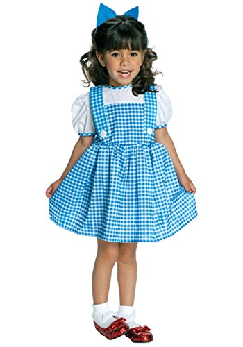Dorothy the Wizard of Oz Toddler Costumes Toddler Clothes Size 2-3