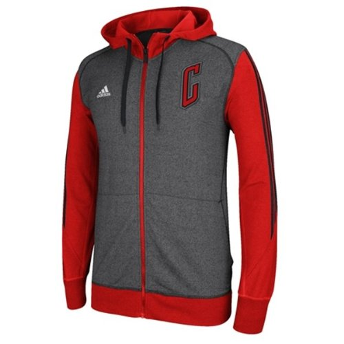 Chicago Bulls Adidas 2013 Pre-Game Full Zip Hooded Jacket L at Amazon.com