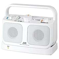 JVC KENWOOD ワイヤレススピーカー ホワイト SP-A850-W