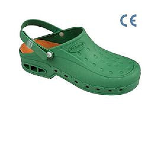sabot-linea-professionale-new-work-fit-colore-verde-40-41