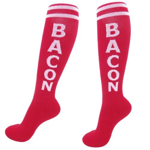Bacon Unisex Socks