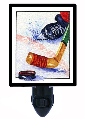 Sports Night Light - Pastime Hockey - Led Night Light front-1074116